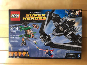 Lego 76046 - Heroes of Justice: Sky High Battle