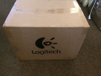 NEW SEALED BOX Logitech G27 Steering Wheel, Receipt + Warranty!