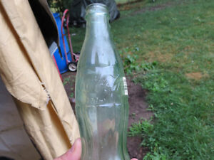 Vintage Coke Bottles Kitchener / Waterloo Kitchener Area image 1
