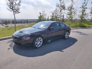 2006 BMW 6-Series 650i Coupe (2 door)