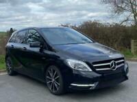 2012 Mercedes-Benz B200 CDI BLUEEFFICIENCY SPORT Auto MPV Diesel Automatic
