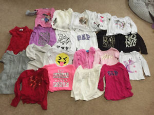 Toddler girls clothes 3T & 4T
