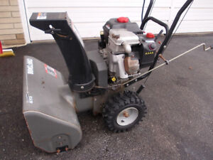 Craftsman 24 inch 9.5 HP  - for sale - as is