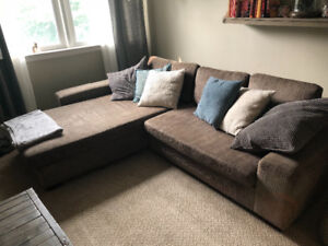 Large sectional couch/sofa