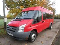 Ford TRANSIT 115 T430 17S RWD 17 SEAT BUS 60 REG 31K