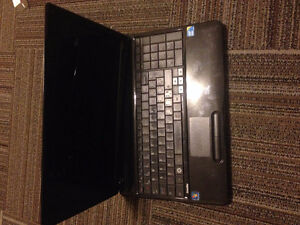 Old Toshiba Satellite (for parts but still kinda works)
