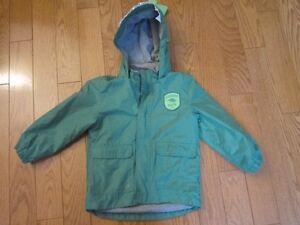 4T Fleece Lined Jacket  (Carters)