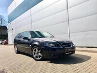 2007 07 Saab 9-5 1.9TiD Linear Sport Estate + Black Diesel