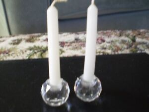 "Swarovski Crystal Figurines - "" Candle Holders "" Kitchener / Waterloo Kitchener Area image 7"