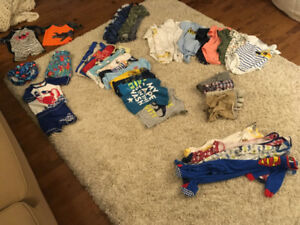 42-Piece Get Ready for Summer Bundle! Boys 12-18 and 18 month