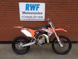 KTM SX 85, 2016 BIG WHEEL MODEL, EXCELLENT COND