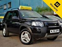 2006 LAND ROVER FREELANDER 2.0 TD4 FREESTYLE 110 BHP+TWIN ACCELRATING PEDAL+AUTO