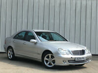 Mercedes-Benz C220 2.1TD auto 2006MY CDI Avantgarde SE PX SWAP