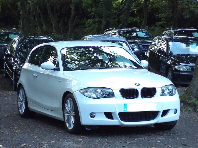 BMW 120 2.0 2007MY i M Sport 6