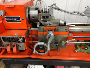 12x36 Metal Lathe with Many Extras