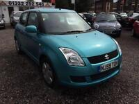 2009 SUZUKI SWIFT 1.3 GL LOW INSURANCE 12 MONTHS WARRANTY AVAILABLE
