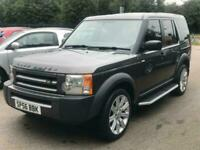 2006 Land Rover Discovery 2.7 3 TDV6 7 SEATS 5d 188 BHP Estate Diesel Automatic