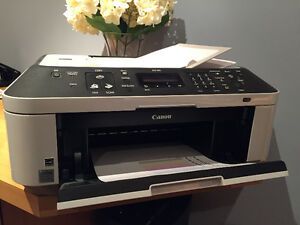 Canon All-in-One Inkjet Printer/Scanner/Fax/Copier