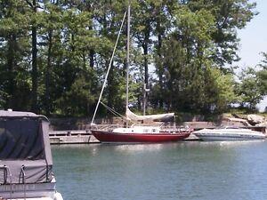 ALBERG 30 1966 Classic Sailboat