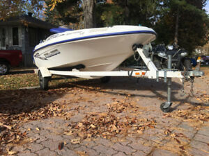 17ft boat trailer