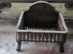 Cast Iron Classic Fireplace Grate