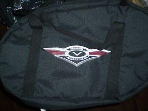 Kawasaki voyager saddle bag liners for sale