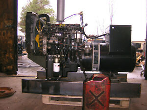 NEW  GENERATOR CAT/PERKINS WITH MECCALTE OR STAMFORD  Any KW London Ontario image 3
