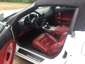 2005 Chevrolet Corvette convertible 400hp