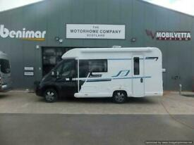 Bailey Alliance 66-2 Black Edition 2 Berth Motorhome