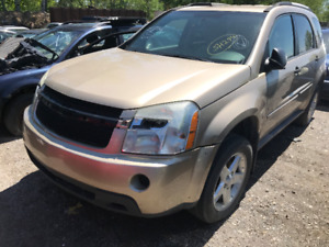 2007 Chevrolet Equinox ***FOR PARTS*** INSIDE & OUTSIDE