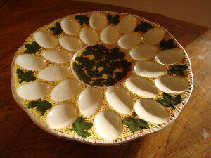 Hand-Crafted Devilled Egg Tray Peterborough Peterborough Area image 1
