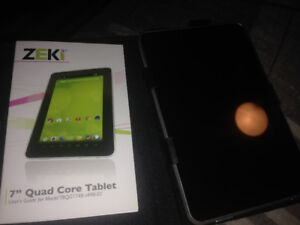 Brand new ZEKI tablet