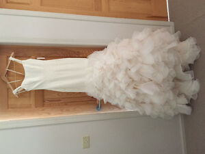 Gorgeous new with tags Vera Wang dress