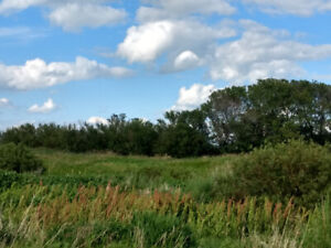 10 Acres Under an Hr NE of Regina, Power & Quonset Included