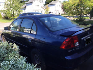 Honda Civic SE 2003 Berline