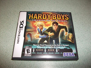 The Hardy boys(Sega) sur Nintendo DS