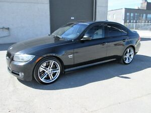 BMW 335 XDRIVE TWIN TURBO 2009 M SPORT PACKAGE CUIR TOIT MAG