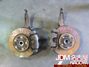 JDM Honda Accord Euro R CL7 Acura TSX Front disk brake spindles