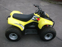 Looking to buy 50-90cc Quad ( BRAND NAME ONLY )