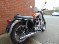 1969 Triumph Bonnyville T120R Collectors Bike