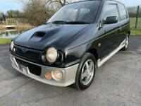 SUZUKI ALTO WORKS 660CC AUTOMATIC KEI CAR TURBO JDM