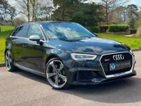 2017 Audi A3 RS 3 QUATTRO Auto Hatchback Petrol Automatic
