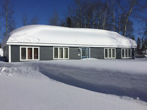 Re/Max is selling 48 a&b Hamilton River Road, Goose Bay, NL