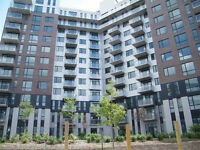 2 bedroom Condo with parking , metro Namur