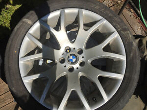 BMW original staggered OEM x5 or x6