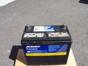 batterie Delco