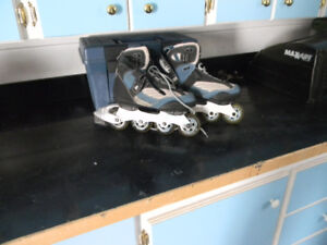roller blades (womens size 81/2