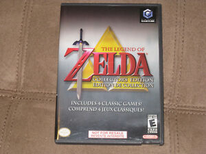 The Legend of Zelda - Collector's Edition (Nintendo Gamecube)