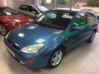 2000 Ford Focus 1.8i 16v 2000.5MY Zetec