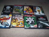 PS2 sports games for sale